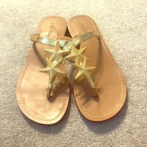 Lilly Pulitzer for Target Starfish Sandals